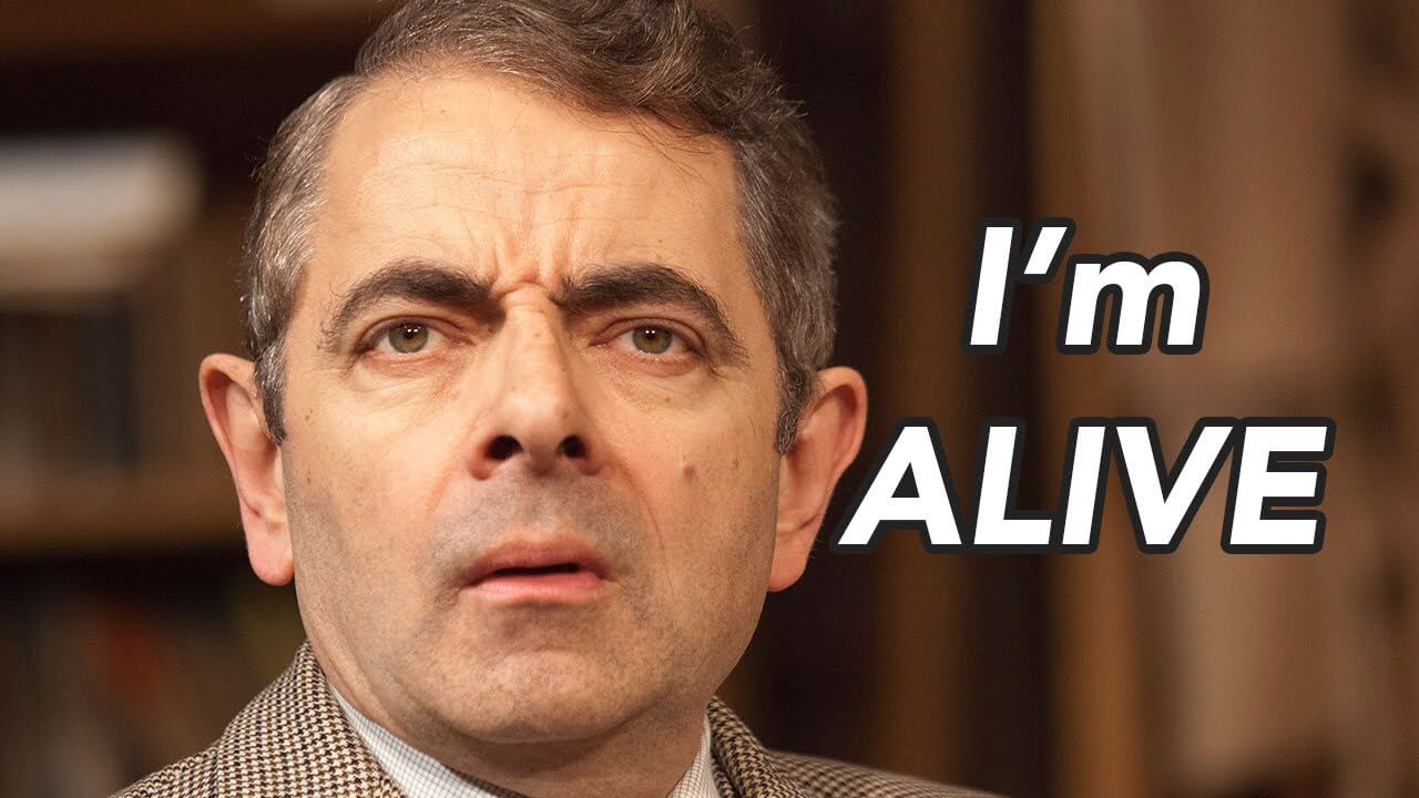 Mr Bean to take a year off from acting